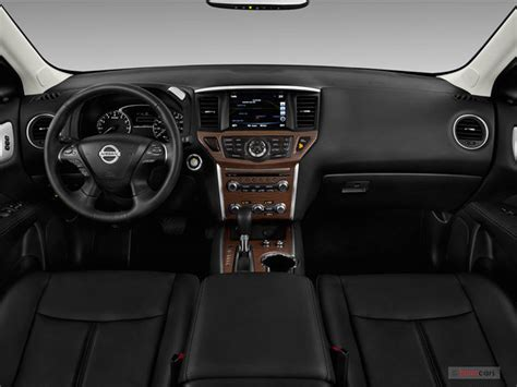 2018 Nissan Pathfinder Interior  Us News & World Report