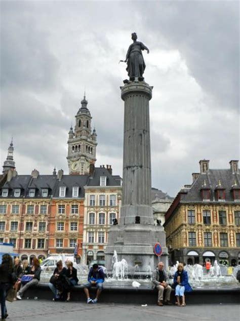 siege lille colonne commémorative du siège de 1792 ou colonne de la