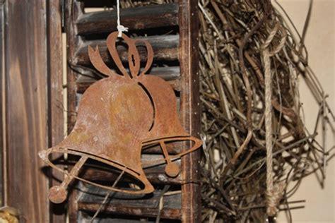 Weihnachtsdeko Zum Hängen by Glocke Zum H 228 Ngen Weihnachtsdeko 187 Edelrostshop