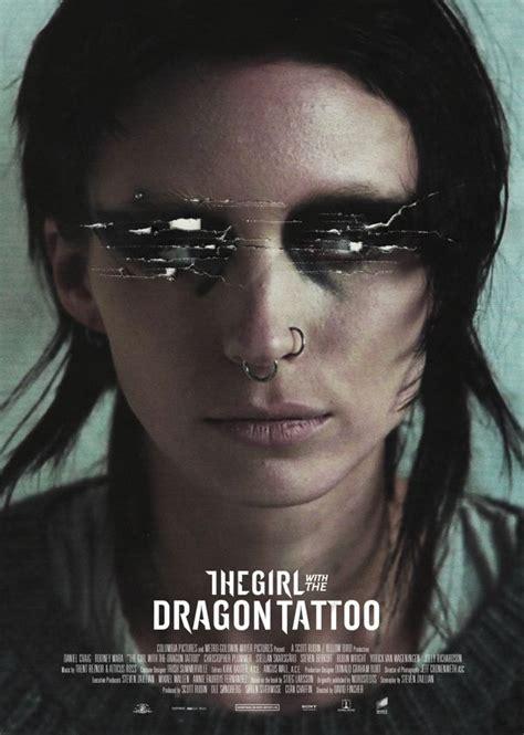 girl   dragon tattoo  igor ramos  behance