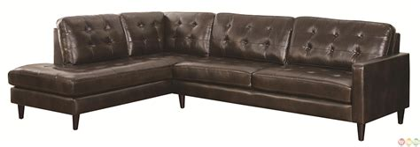 tufted sectional sofa with chaise contemporary button tufted sectional sofa with chaise