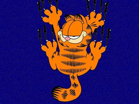 Garfield Easter Wallpaper