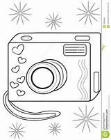 Camera Coloring Fotografica Macchina Bambini Colorare Disegni Macchine Coloritura Disegno Pagina Della Immagini Designlooter Meglio sketch template