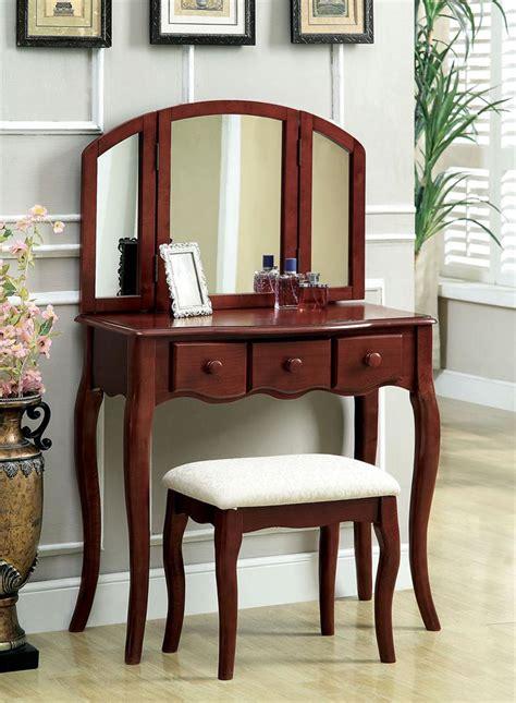 vanity makeup table makeup vanity table with mirror designwalls