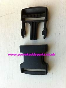 Male  U0026 Female Buckle Connector 38mm Strap