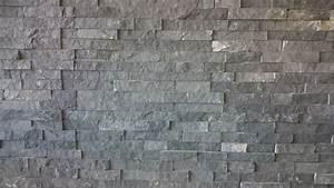 Pierre De Parement Exterieur Pas Cher : parement pierre ardoise xx x cm parement ardoise cuisine ~ Voncanada.com Idées de Décoration