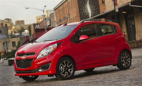 Chevy Spark Lease Deals