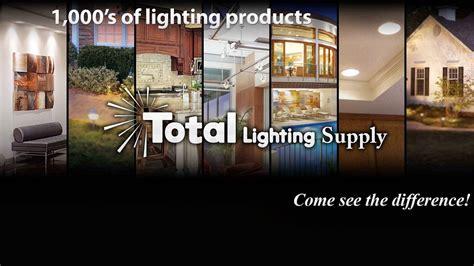 Total Lighting Supply by Total Lighting Supply Live