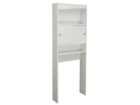 ikea barre cuisine meuble de rangement wc machine à laver eos coloris blanc