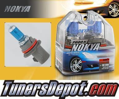 Nokya Arctic White Headlight Bulbs Chevy Cavalier