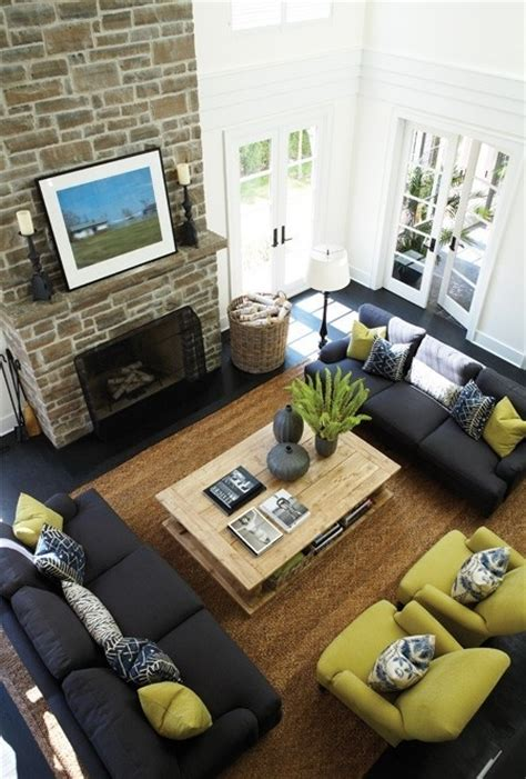 living room furniture arrangement why you should arrange two identical sofas opposite of