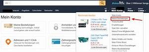 Amazon Mein Konto Rechnung : ratgeber wo ist mein amazon paket sendungsverfolgung bei amazon ~ Themetempest.com Abrechnung