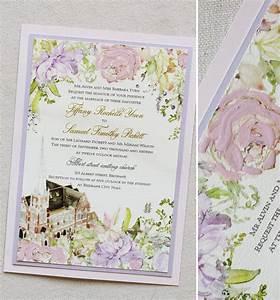 tiffany y custom venue and floral wedding With wedding invitation venue picture