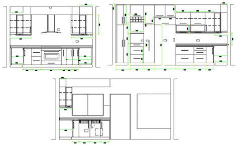 interior design for kitchen and dining interior kitchen dwg