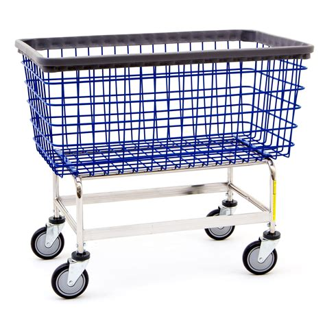 laundry cart on wheels wire laundry carts laundry hers 6 bushel laundry cart