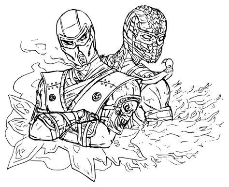 Scorpion Coloring Pages - Eskayalitim