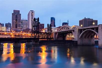 Paul Minnesota St Saint Mn Cities Minneapolis