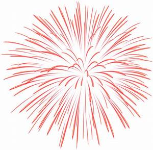 Red Firework Transparent PNG Image | Gallery Yopriceville ...