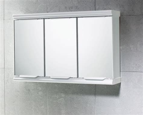 3 door medicine cabinets with mirrors chrome cabinet with 3 mirrored doors 8047 13