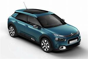 2018 Citroen C4 Cactus Goes On Sale In Uk Featuring New