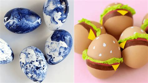 Decorating Ideas For Easter Eggs by The 15 Eye Catching Diy Easter Egg Designs For Your