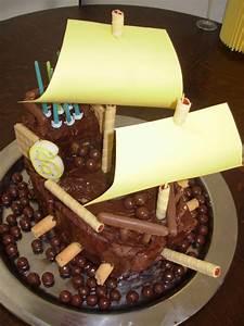 Recette Gateau Anniversaire Garçon : gateau d anniversaire pirate bienvenue dans ma cuisine ~ Dode.kayakingforconservation.com Idées de Décoration