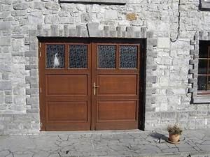 nos portes de garage menuiserie marangon With menuiserie porte de garage
