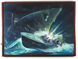 Image result for PT-109 sank