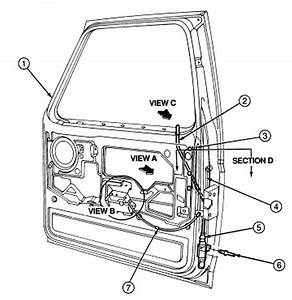 1991 F150 Door Lock Diagram