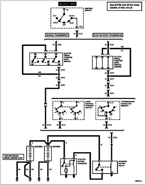 Ford Eod Transmission Wiring Diagram