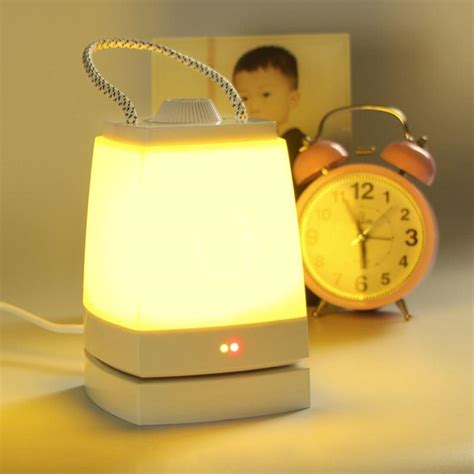 dimmer night light l 2018 energy efficient led charging night light bedroom