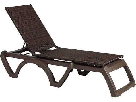 chaise solde grosfillex java resin all weather wicker chaise sold in 2