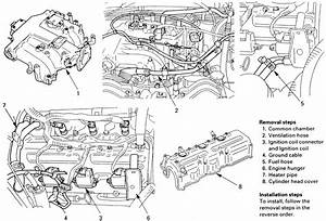 Isuzu Trooper S  1993 Isuzu Trooper Valve Cover Gaskets Need