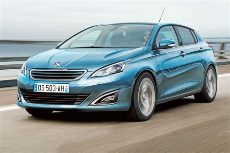 New Peugeot 308 by New Peugeot 308 And Renault Megane On Way Auto Express