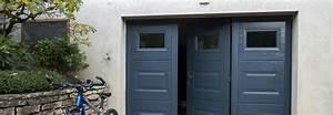 Portes de garage battantes portes de garage electriques for Porte de garage nantes
