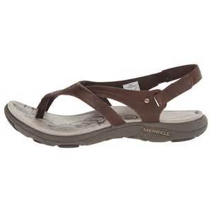 Merrell Leather Sandals Women