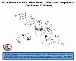 Pro Plus - Ultra Mount 2  One Piece Lift Frame