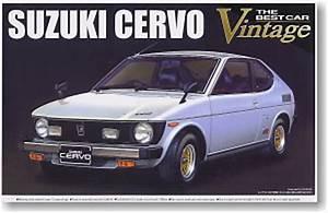 Suzuki Cervo (Model Car) HobbySearch Model Car Kit Store