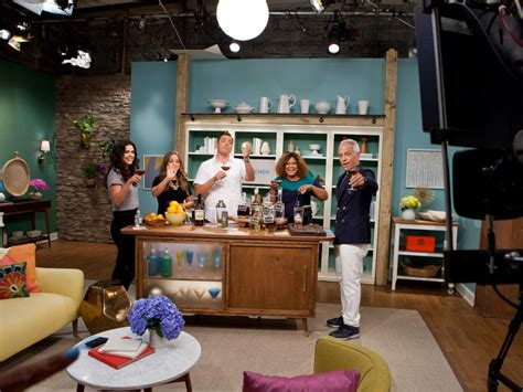 foodnetwork the kitchen meet the co hosts of the kitchen the kitchen food