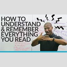 How To Use Mind Maps To Understand And Remember What You Read! Youtube