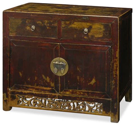 ming cabinet antique elmwood ming cabinet asian accent chests and