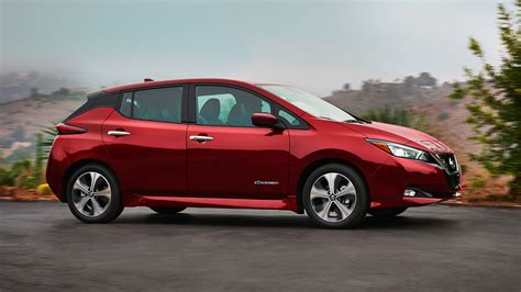 This Is The Allnew 2018 Nissan Leaf  The Drive