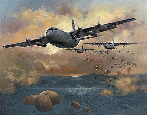 aviation art krebs heinz rapid guardians