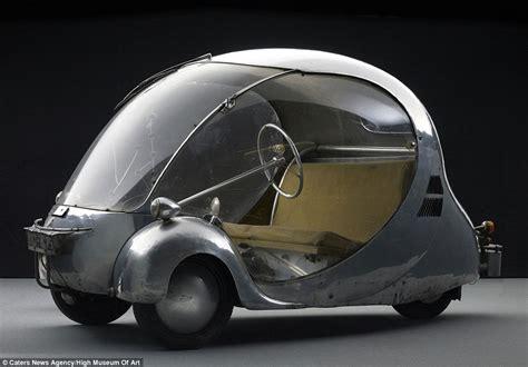 Dream Cars Exhibition At High Museum Of Art In Atlanta
