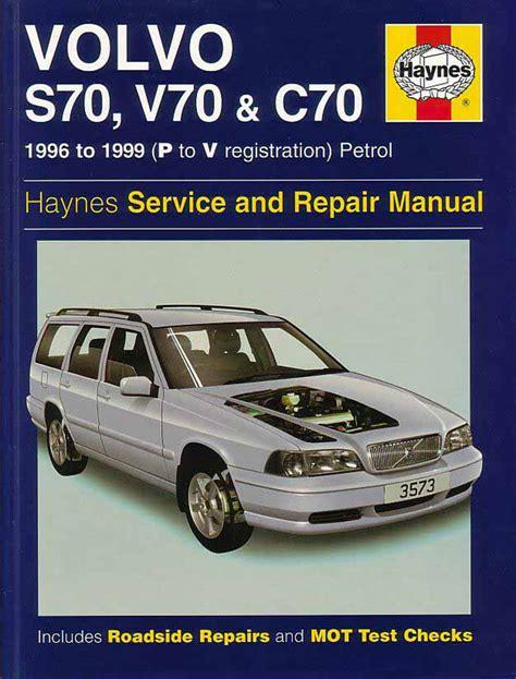 shop manual service repair book    volvo haynes