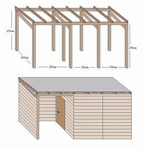Rigole Selber Bauen : schuppen selber bauen ~ Lizthompson.info Haus und Dekorationen