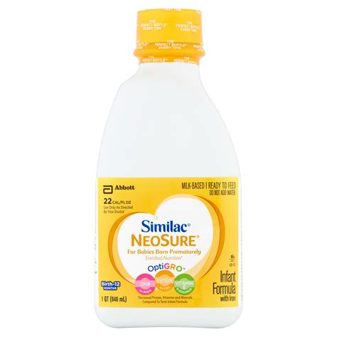 Similac Total Comfort Non Gmo Infant Formula With Iron