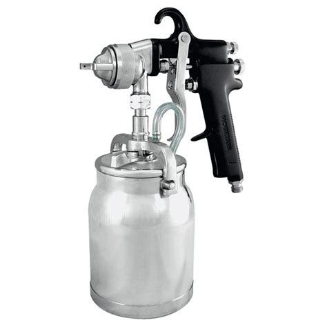 spray gun air siphon feed spray gun 1 quart 1 8mm