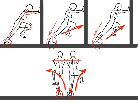 foot  ankle activation prehab exercises