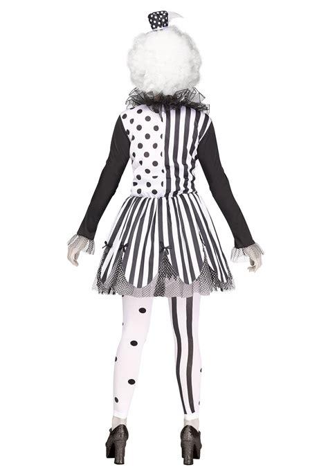 killer clown costume  women
